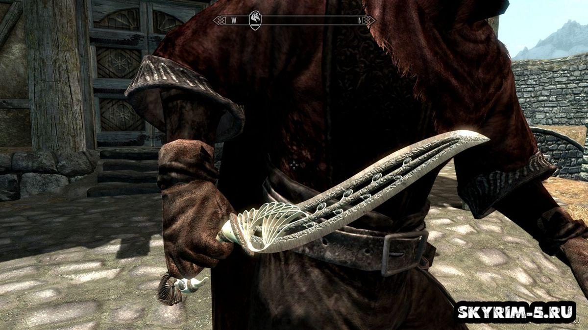 Пак Редгардского оружия -