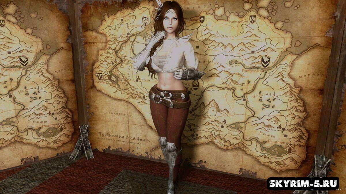 2 Наряда Рейнджера из Black Desert Online -