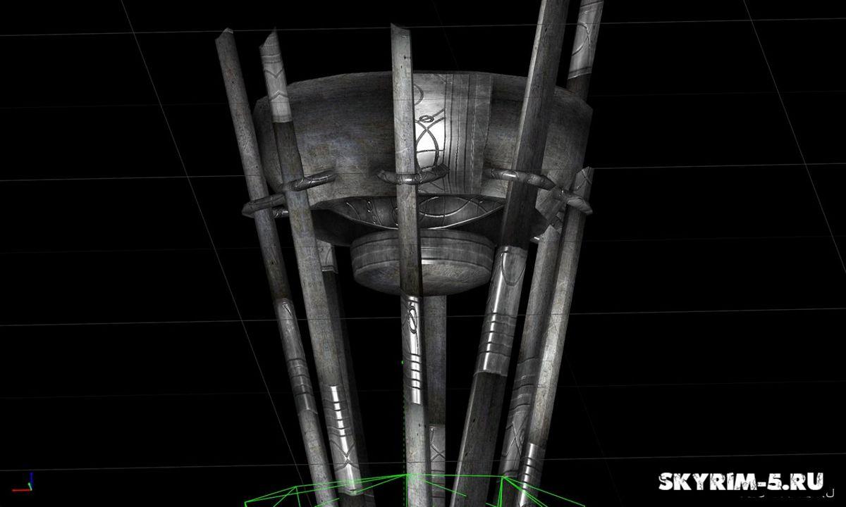 HD лампы в пещереМоды Скайрим > Прочее Скайрим
