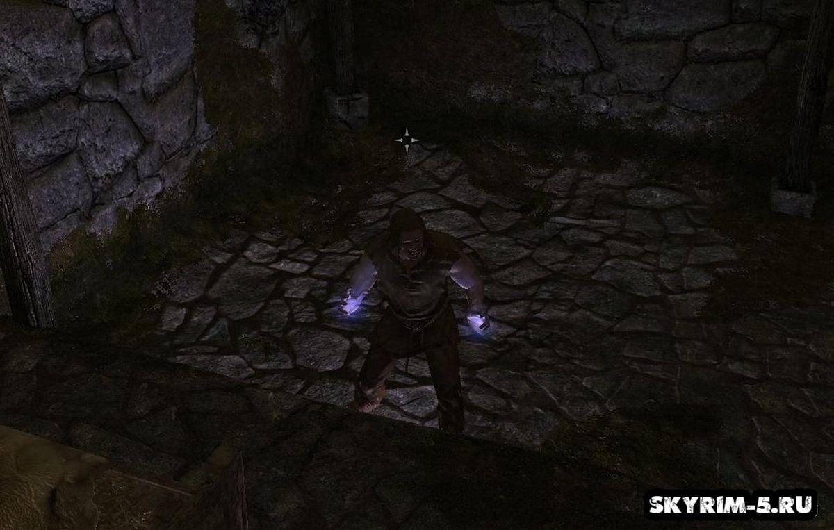 Реалистичный свет от магииМоды Скайрим > Прочее Скайрим
