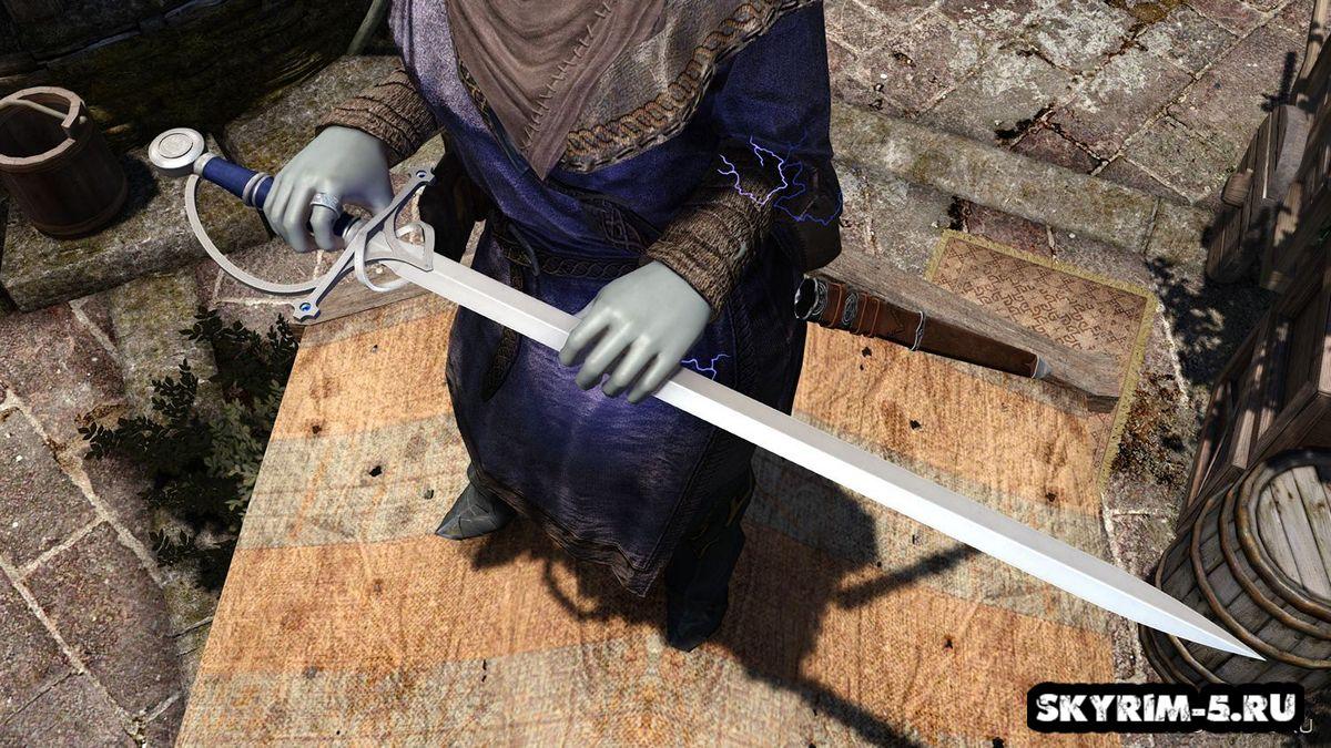Проворство - Одноручный меч -
