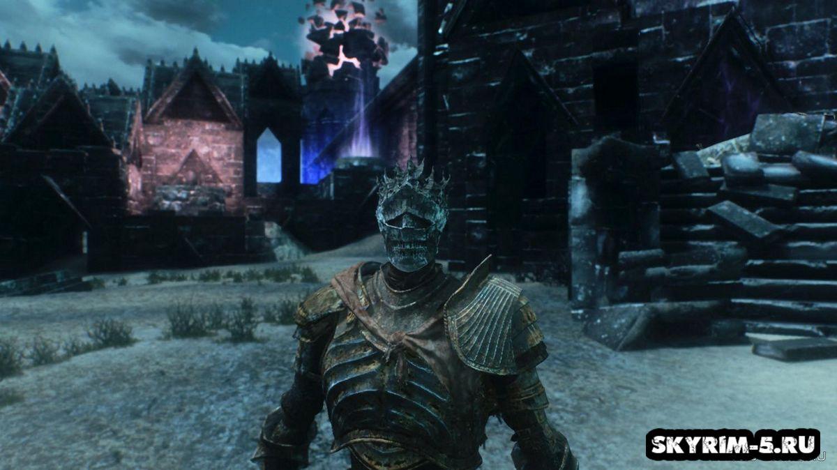 Пепельная броня - Dark Souls 3 -