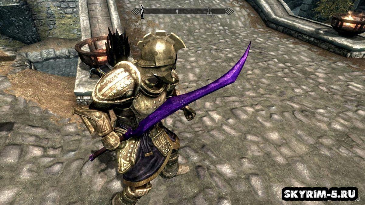 Shard SwordМоды Скайрим > Оружие Скайрим