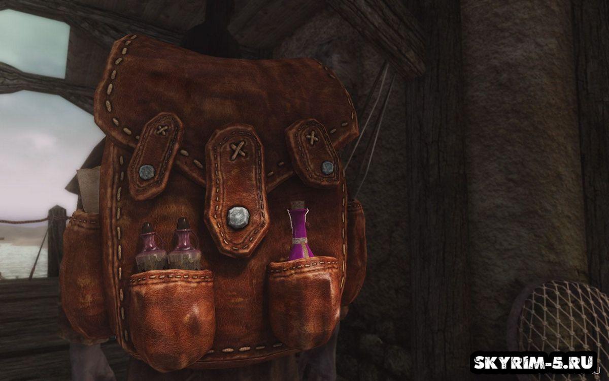 Рюкзак алхимика -