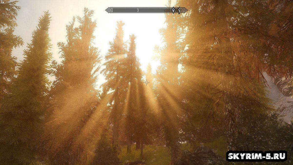 Улучшенные текстуры солнца