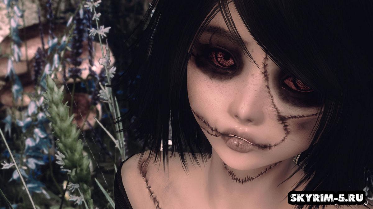 Максин - зомби компаньон
