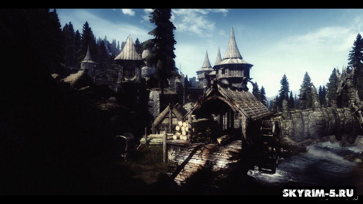 Драконий мост от ClefJ's -
