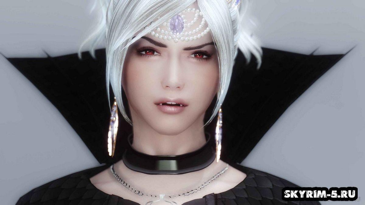 Диана - Истинный вампир крови -