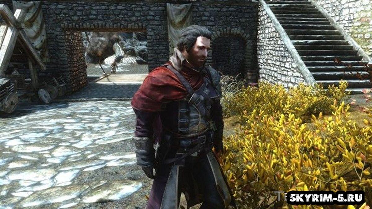 Броня Ассасина из Assassin's Creed Rogue -