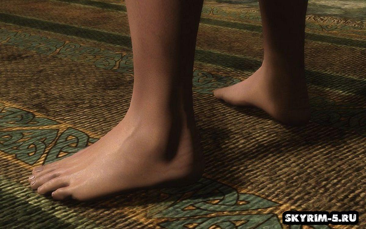 Обновленные женские ноги