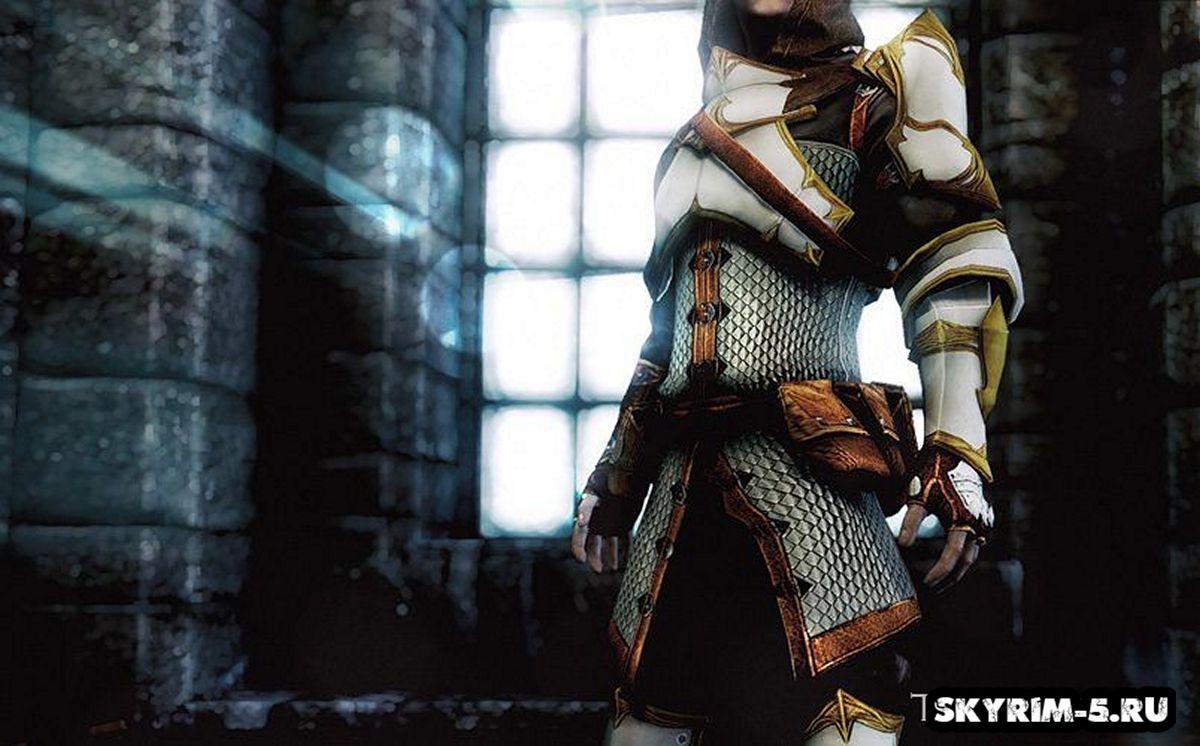 Броня Себастьяна из Dragon Age 2