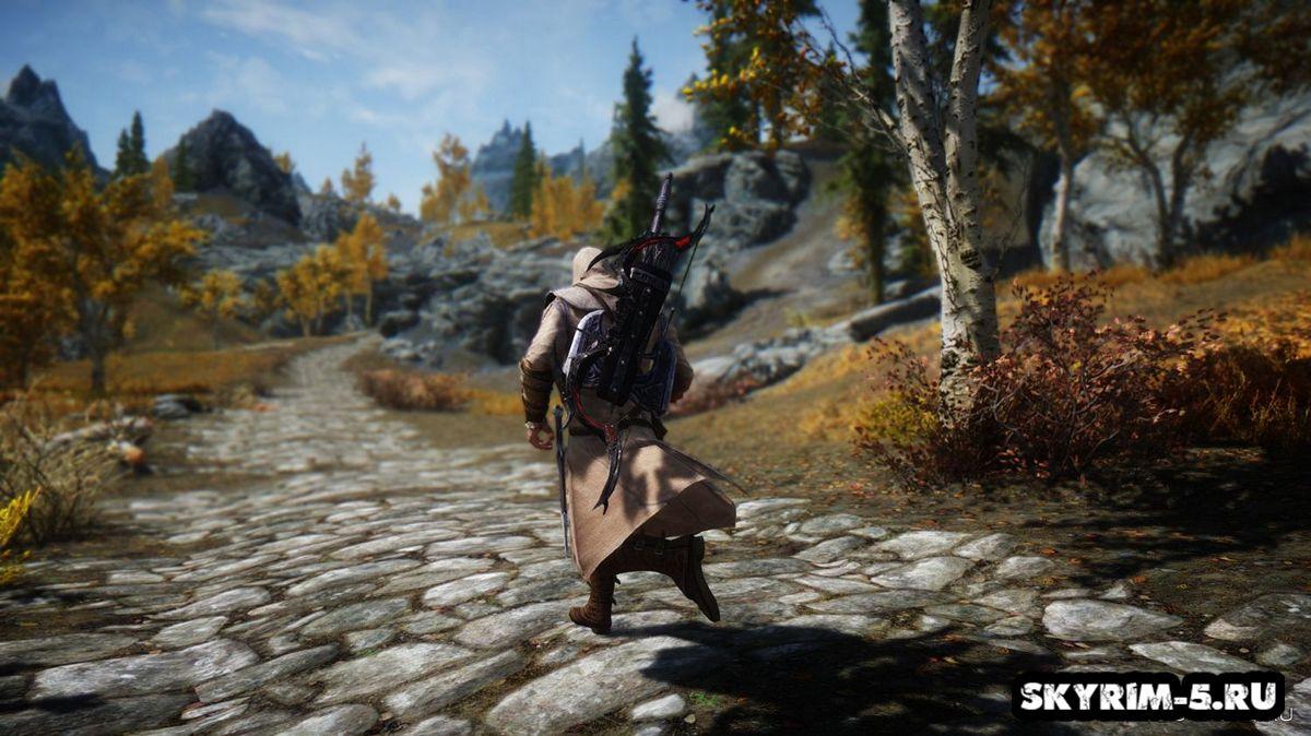 Роба Ахиллеса из Assassin's Creed 3 -