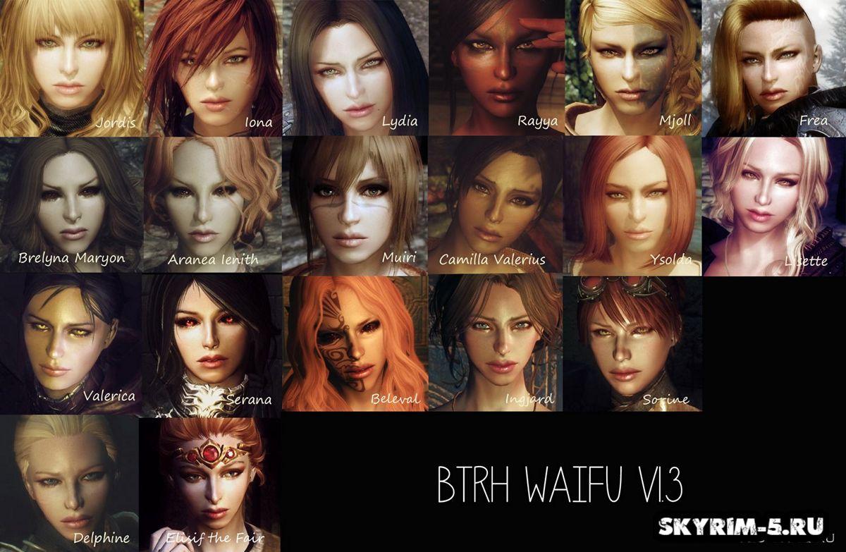 BTRH Waifu -
