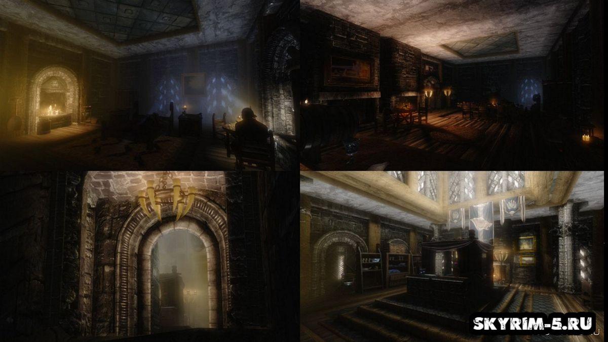 Новый Королевский Замок Виндхельма -