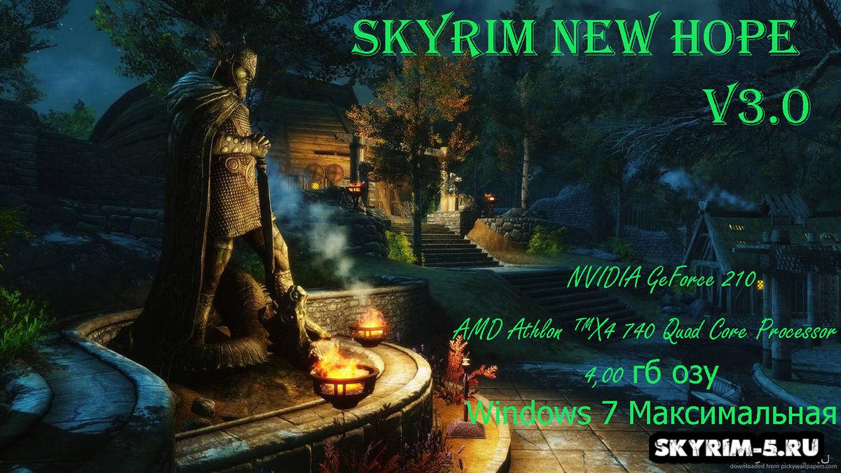 Skyrim New Hope
