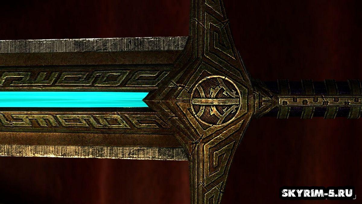 Этериевый мечМоды Скайрим > Оружие Скайрим