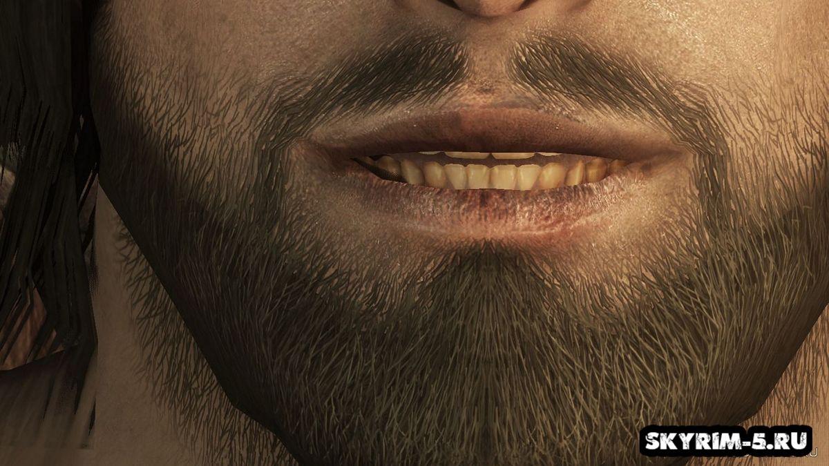 Натуральные зубы
