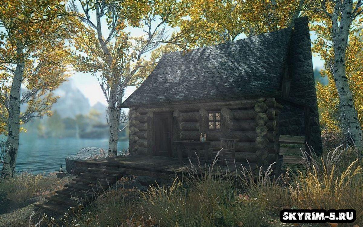 Хижина охотникаМоды Скайрим > Дома и локации Скайрим
