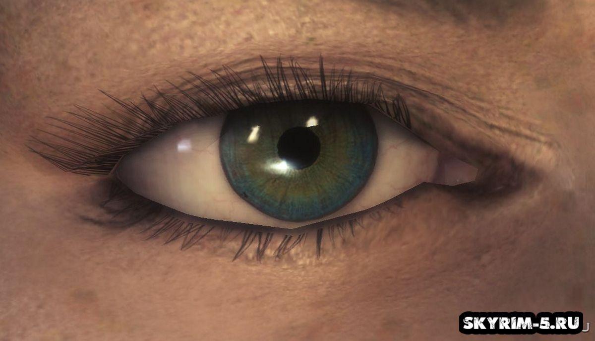 Новые глаза для вашего персонажа -