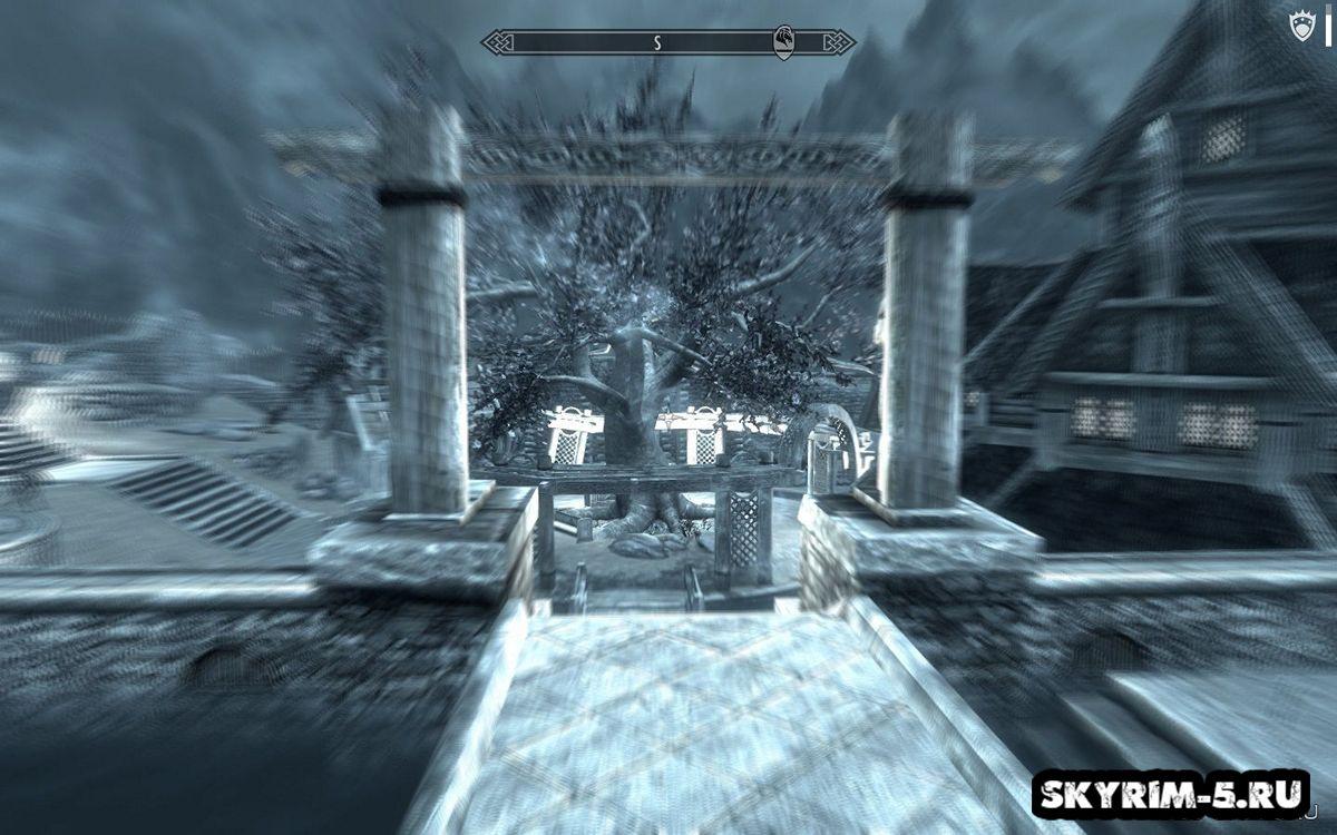 Заклинания ночного зрения из Oblivion