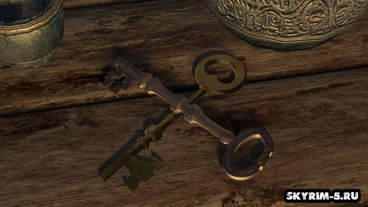 Ключи к твоему сердцуМоды Скайрим > Прочее Скайрим