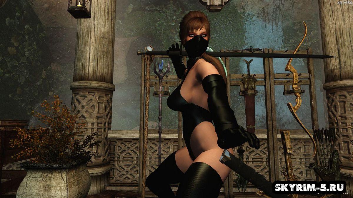 Лиза - Мастер скрытности -