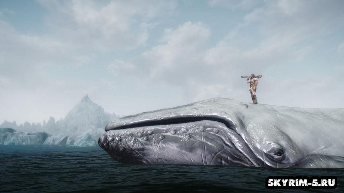 Море ПризраковМоды Скайрим > Прочее Скайрим