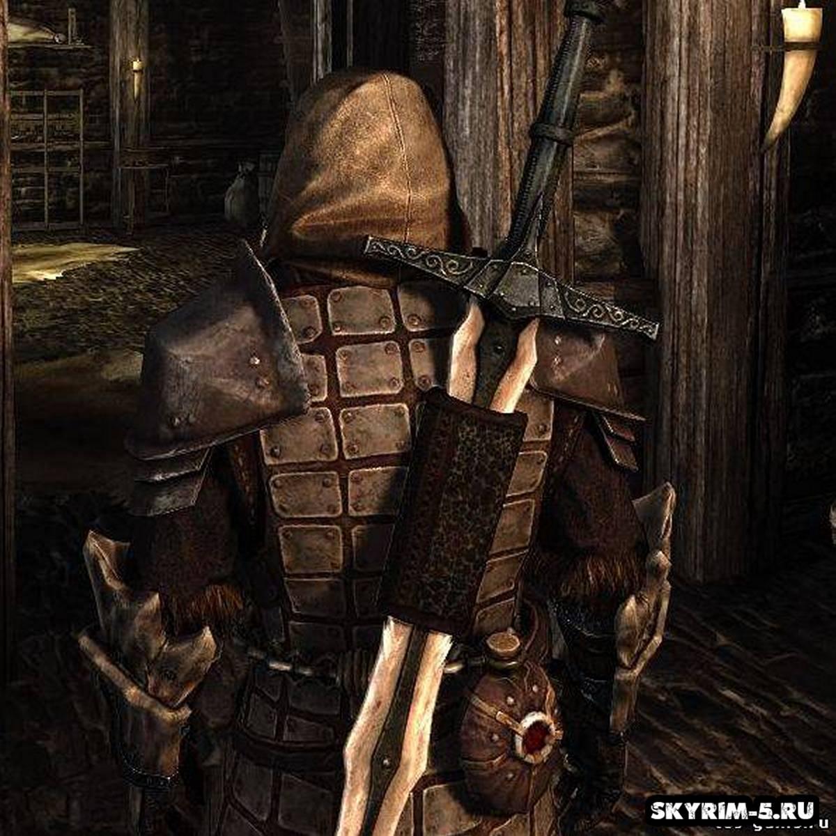 Ножны для всех двуручных мечей