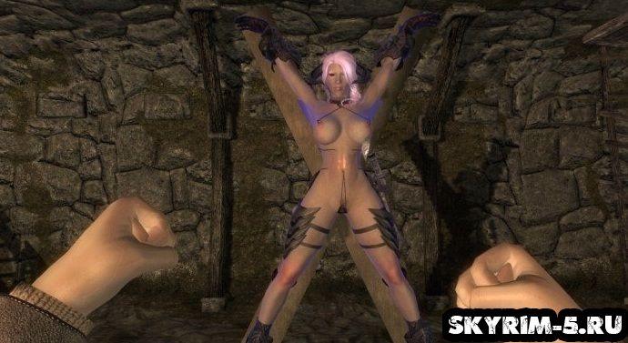 Компаньон с особенностями: сексуальная мазохистка Алисия -