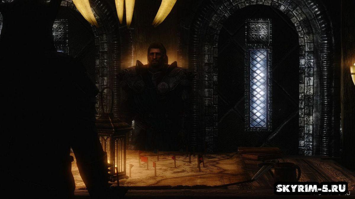 Новый Королевский Замок ВиндхельмаМоды Скайрим > Дома и локации Скайрим