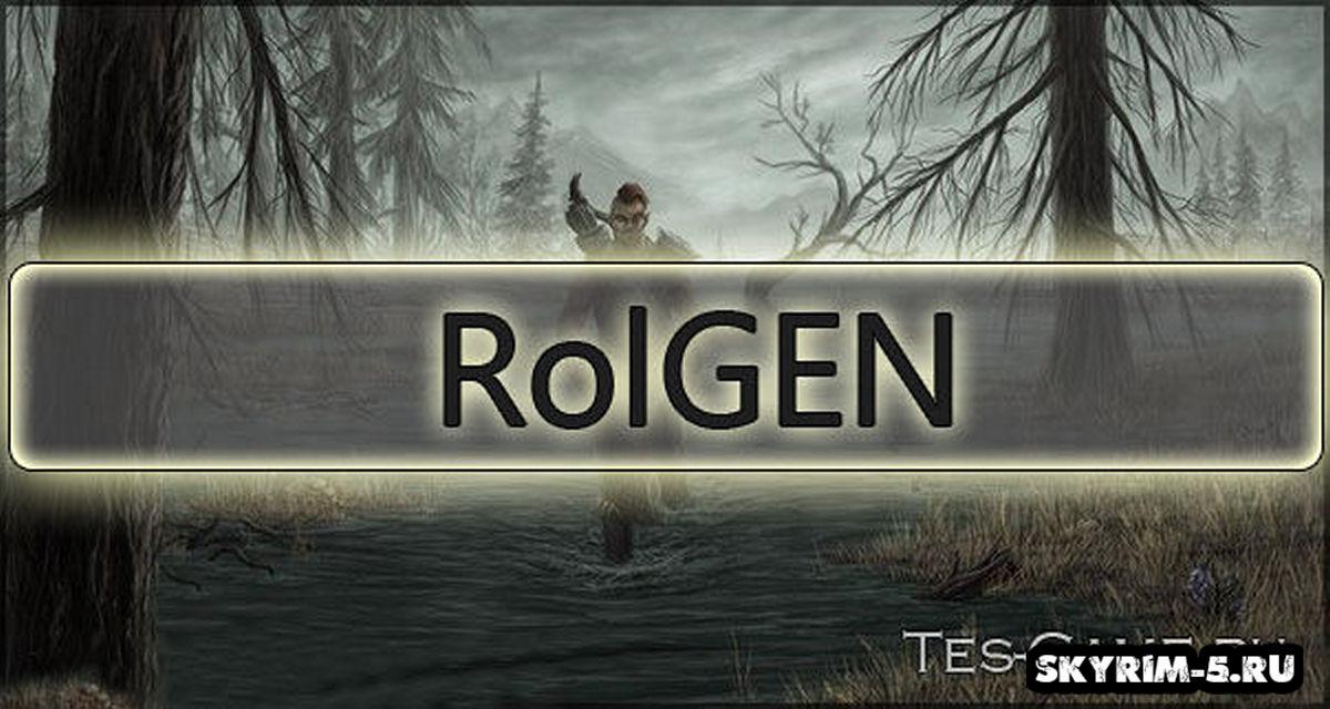 RolGEN