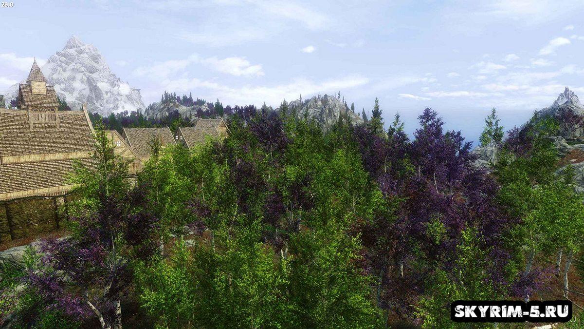 Фантазийный лес -