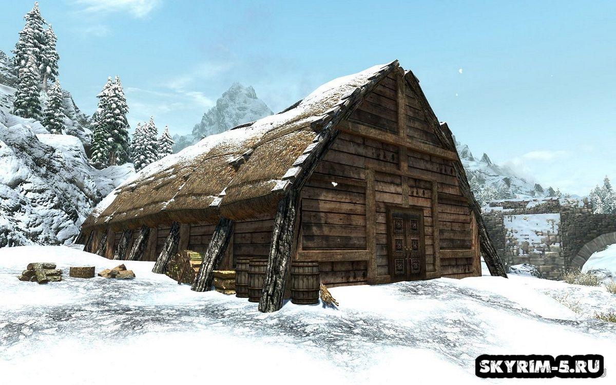 Длинный дом Викинга