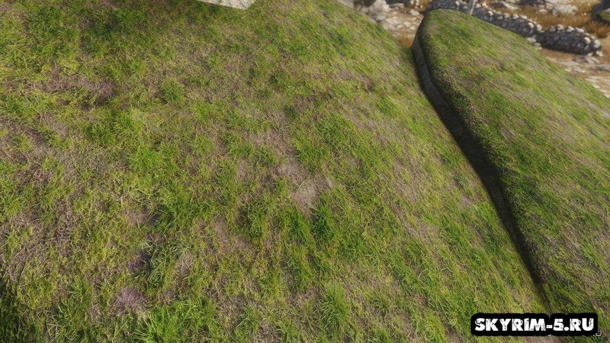 Реалистичная трава -