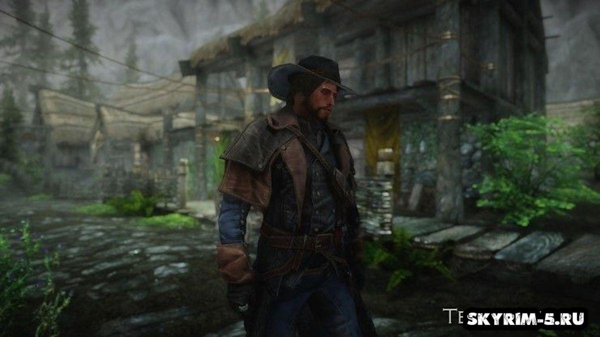 Броня Колониста - Assassin's Creed RogueМоды Скайрим > Броня и одежда Скайрим