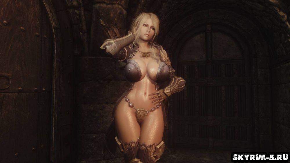 Новые настройки внешности для женских персонажей -