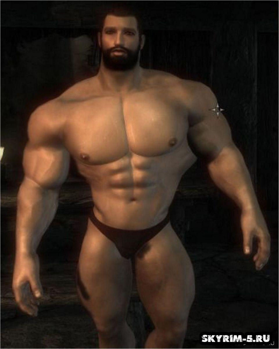 игры голых мужчин уже