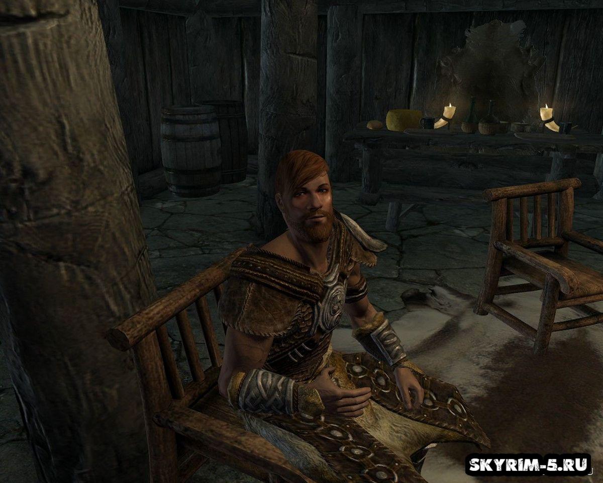 Компаньон Эмилий для SkyrimМоды Скайрим > Компаньоны Скайрим