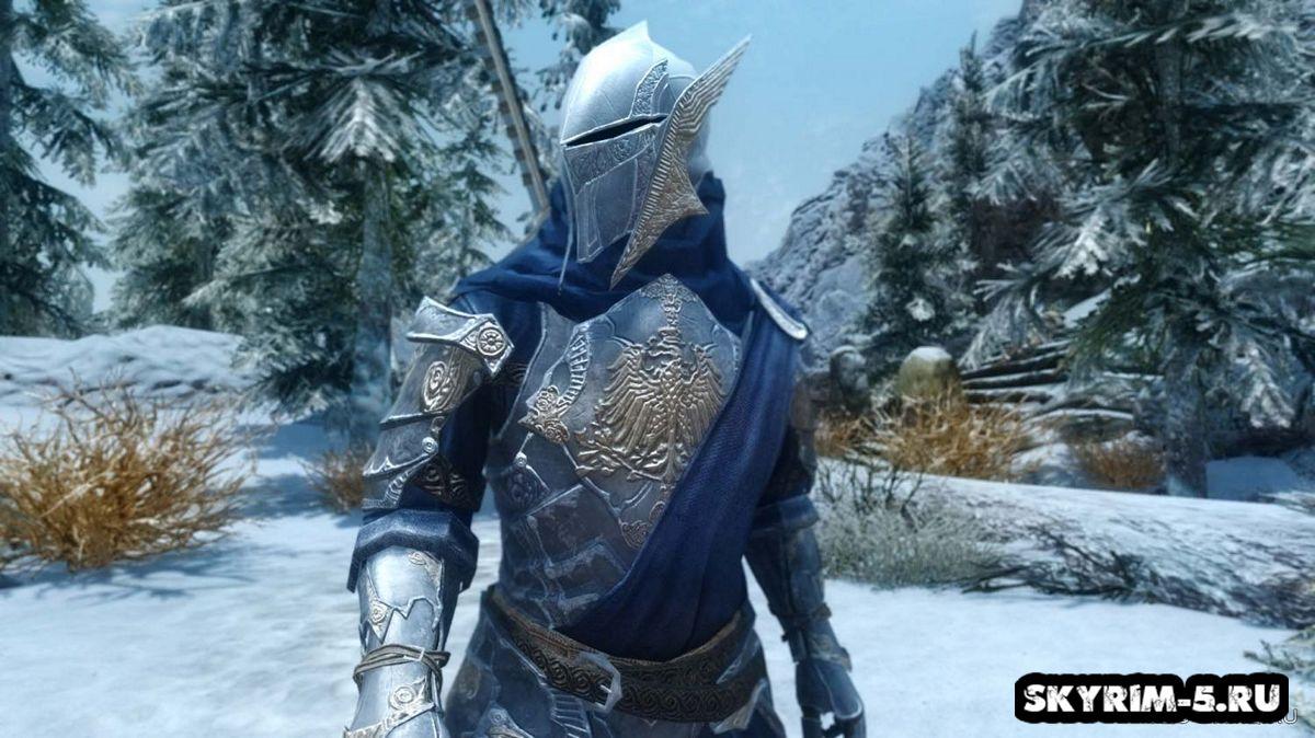 Блистательная (священная) броня и оружиеМоды Скайрим > Броня и одежда Скайрим