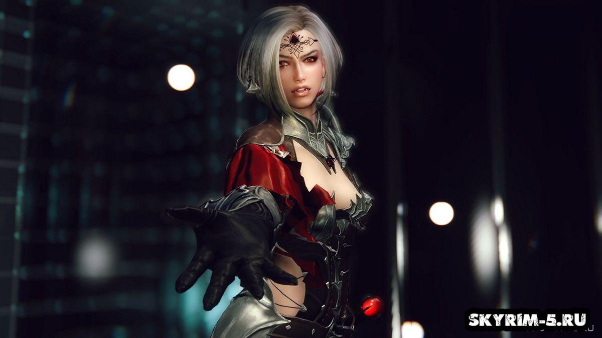 Диана - Чистокровный вампир