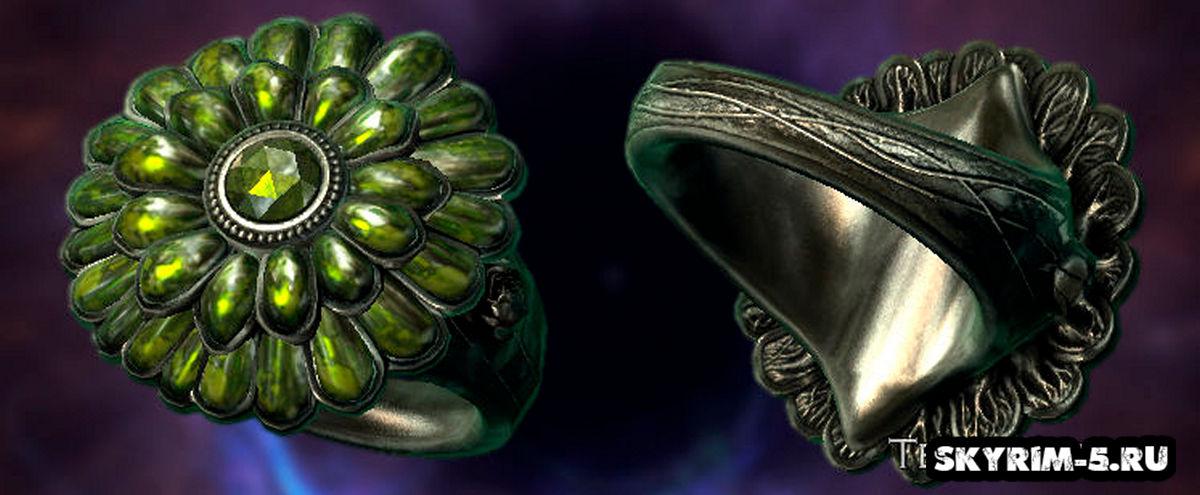 Кольцо Клоранти из Dark SoulsМоды Скайрим > Броня и одежда Скайрим