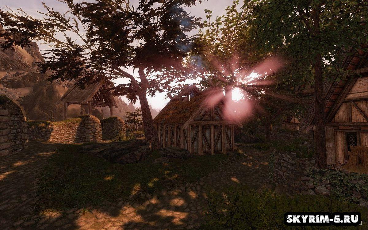 Вайтран - Райский островМоды Скайрим > Дома и локации Скайрим