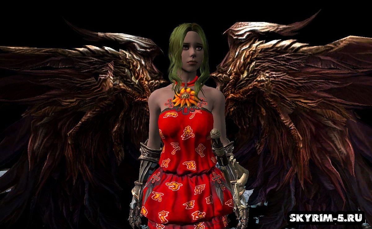 Пресет Terra Bradford from Final Fantasy VIМоды Скайрим > Косметические моды Скайрим