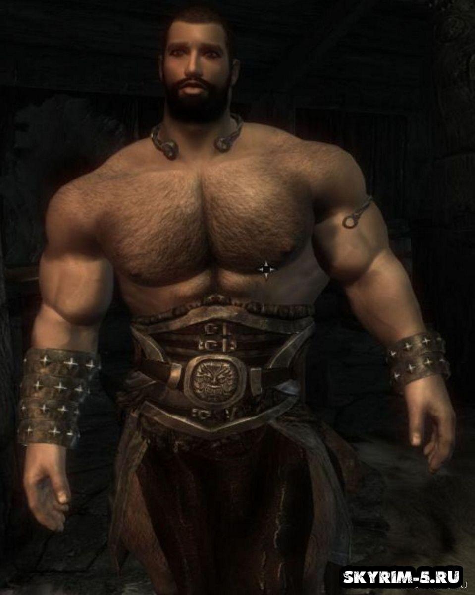 Новые текстуры для мужского тела S.A.M. -