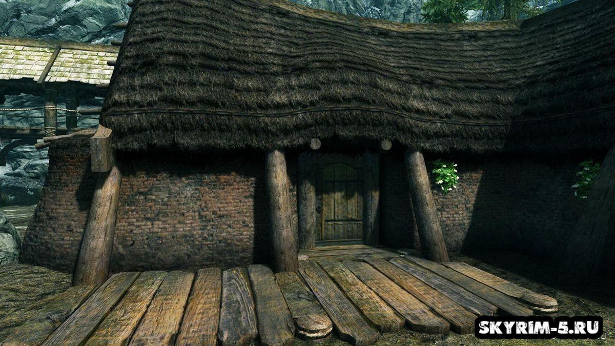 HD текстуры для фермерского дома -