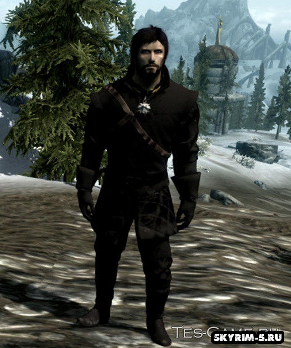 Ведьмак 3 пак брони - Witcher 3 armor pack