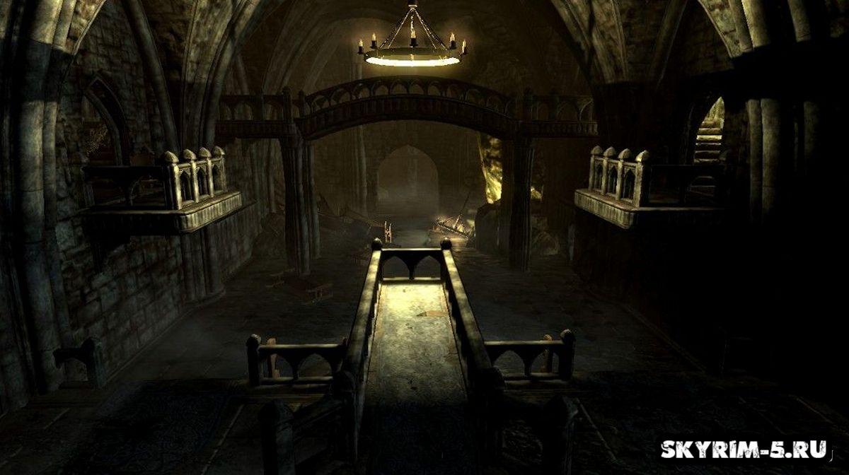 Подземный Скайрим -