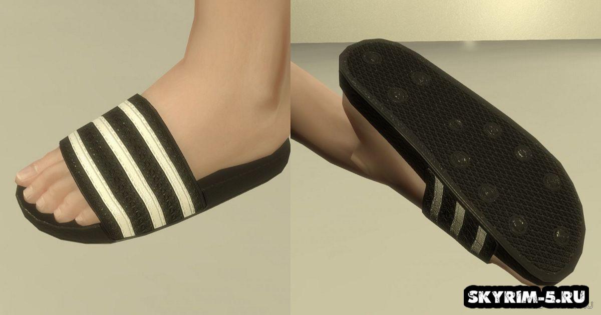 Шлепанцы Adidas Аdilette -