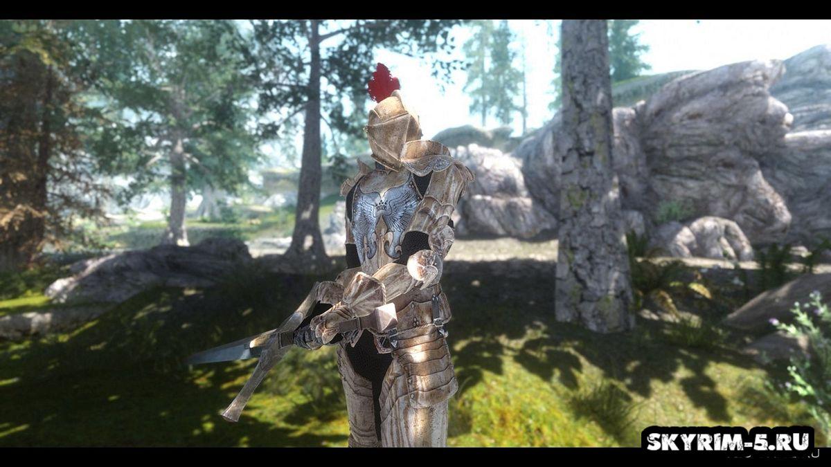 Броня рыцаря - Witcher 3