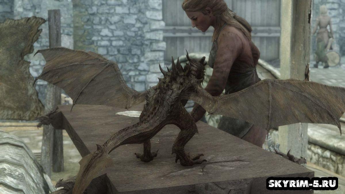 HD драконий верстак -